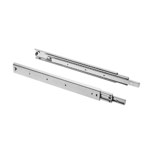 Ball bearing drawer runner slide H53mm Heavy Duty