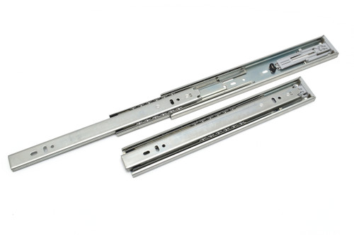 Ball bearing drawer runner slide H45mm Soft Close 25kg