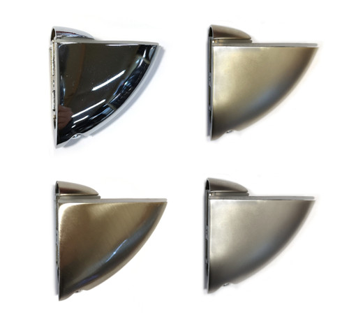 Adjustable Shelf Support Glass Clamp Big