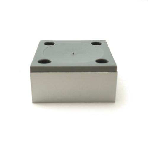 Furniture Leg Foot Square SK01 65x65mm Aluminium