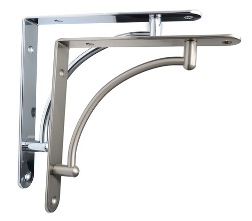 High Quality Shelf Bracket Support With Fixings 025