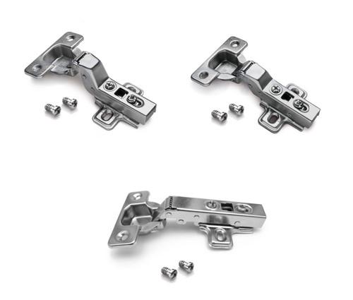Soft close Innovo 35mm kitchen cabinet door hinge & EU screws