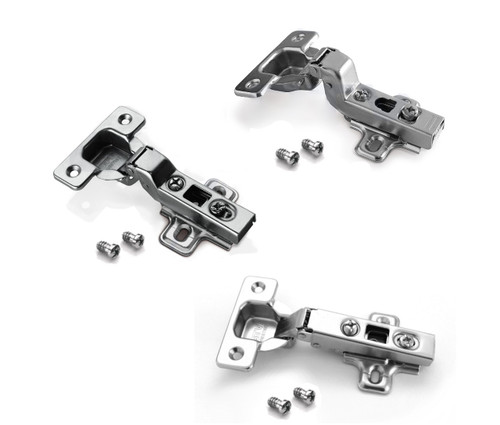 Standard 35mm Clip-on kitchen cabinet door hinge & EU screws