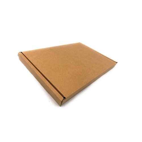 Postal Cardboard Box Mailing Shipping Carton 170x130x23mm Brown