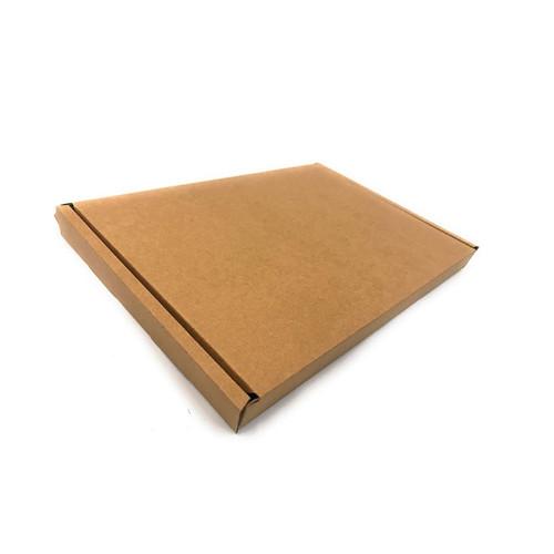 Postal Cardboard Box Mailing Storage Carton 240x170x23mm Brown