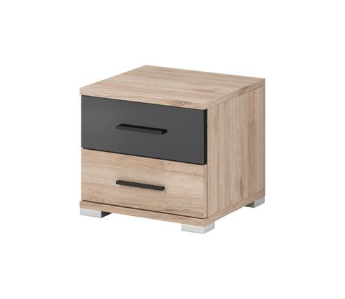 40x44.5x40 BARI Bedside Table