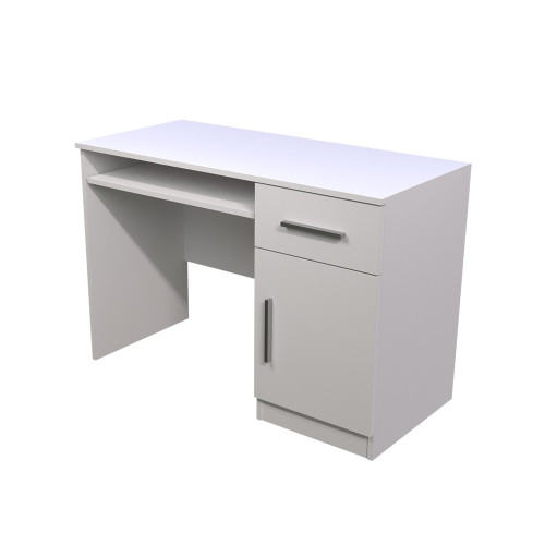 Computer Desk OMEGA1 PC Gaming Writing Table Furniture Home Office 110x76x50cm