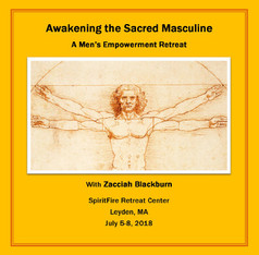 Awakening The Sacred Masculine - Potential 2020 - The Evolution of Consciousness Series