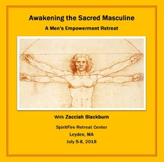 (Potential 2021) Awakening The Sacred Masculine -  The Evolution of Consciousness Series