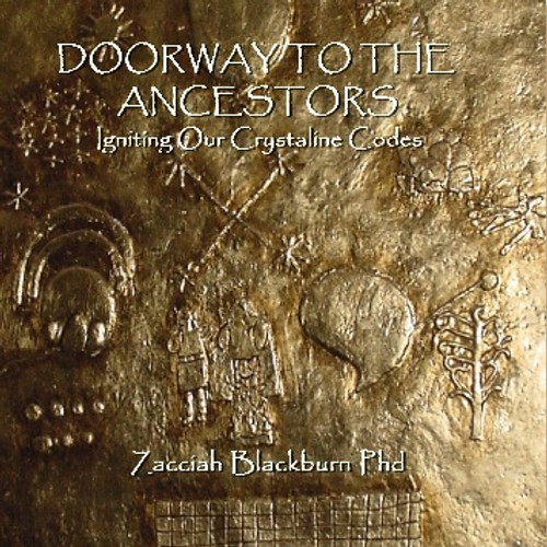 Doorway to the Ancestors CD with Zacciah Blackburn
