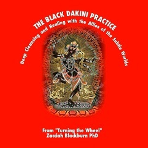 The Black Dakini Practice mp4 download with Zacciah Blackburn