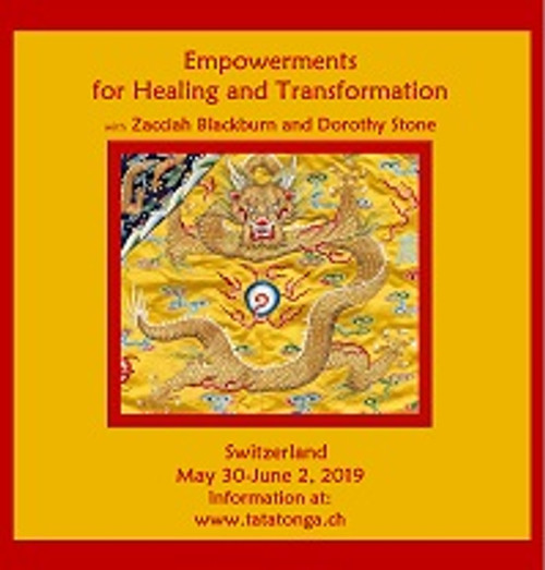 (Potential 2021) Online: Empowerments for Healing and Transformation Advanced Webcast - The Evolution of Consciousness Series