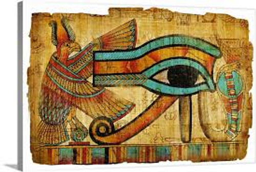 The Eye of Horus; the Art of Seeing