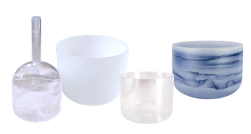 Playing Crystal Singing Bowls For Sound Baths And Simple Meditations - March 24th 2021 - ZOOM Online Program