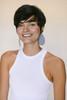 Slate Cardigan Tear Drop Leather Earring | Nickel & Suede