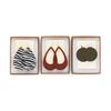 Trailblazer Essentials Leather Earrings Set