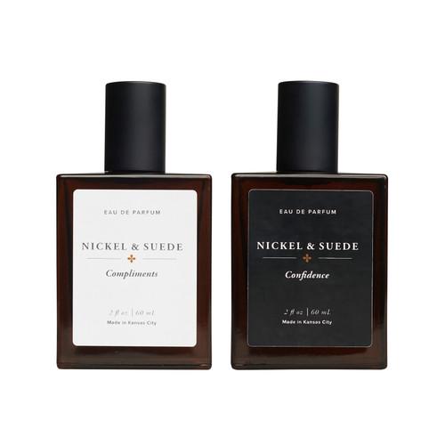 Nickel & Suede Eau de Parfum | Nickel and Suede