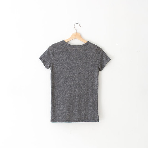 N&S Women's Gray Tee