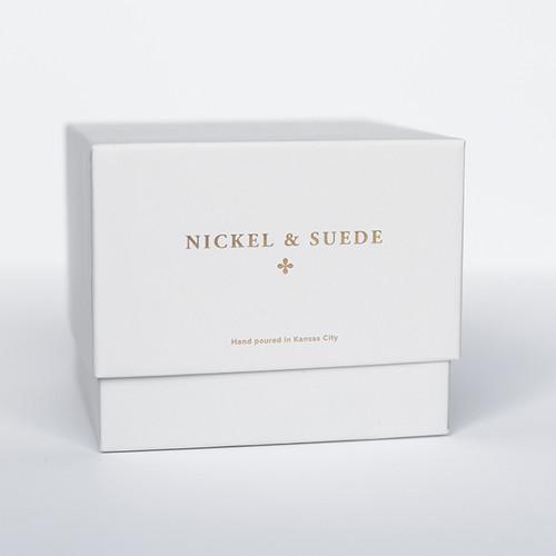 N&S Winter Fir + Clove Candle