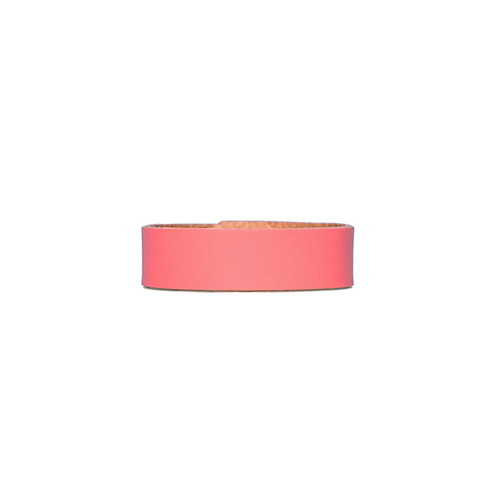 N&S Select Coral Thin Leather Cuff