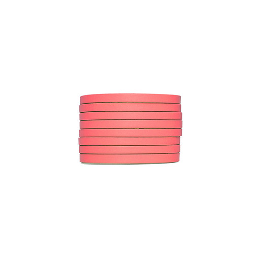 N&S Select Coral Slit Leather Cuff