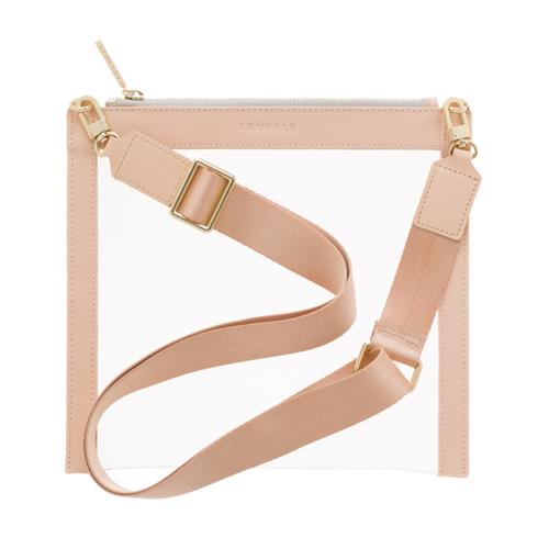 Clarity Crossbody - Nude