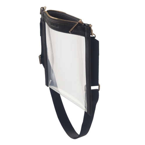 Clarity Crossbody - Black