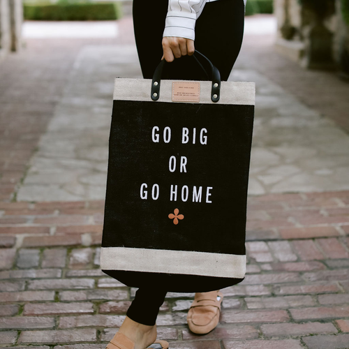 Apolis® Go Big or Go Home Market Bag