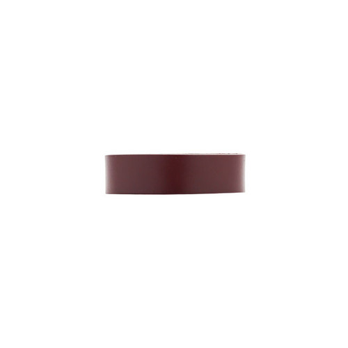Select Burgundy Thin Leather Cuff