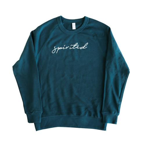 Spirited Crewneck Sweatshirt