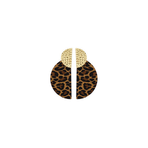 Spotted Leopard Demi