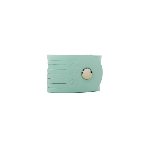 N&S Select Mint Slit Leather Cuff