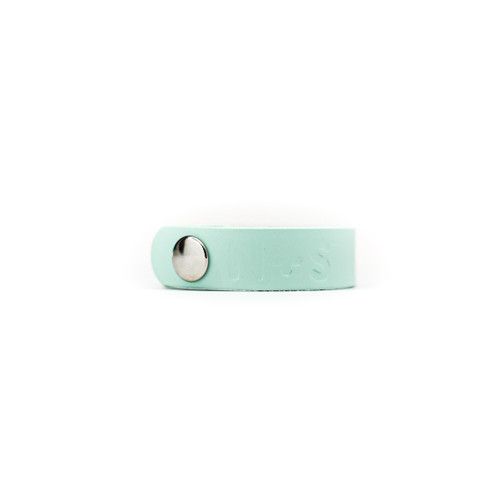 N&S Select Mint Thin Leather Cuff