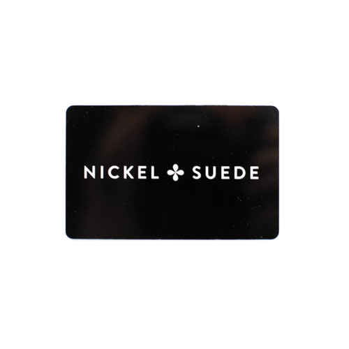 Physical Gift Card - Select Your Amount