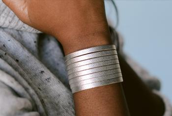 unique leather jewelry