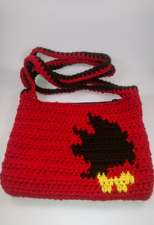 Crochet Overwatch Hero Spray Tote