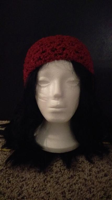 Crochet Christmas Gift Ear Warmers