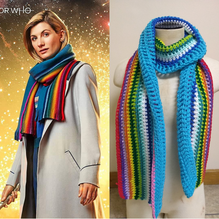 Doctor Who: 13th Doctor Scarf