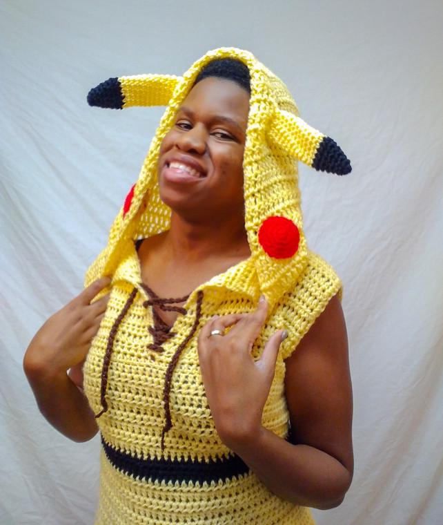 Pikachu Romper