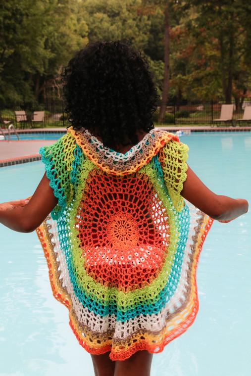 Crochet Hippie Sweater Pattern