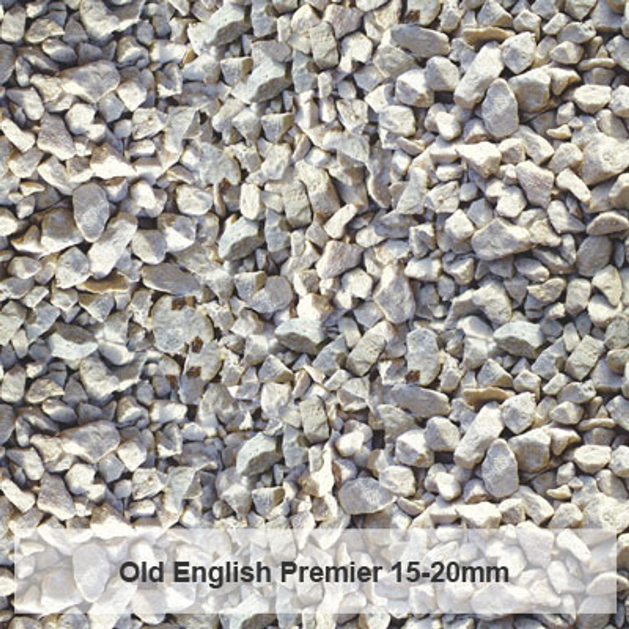 20mm Old English Chippings