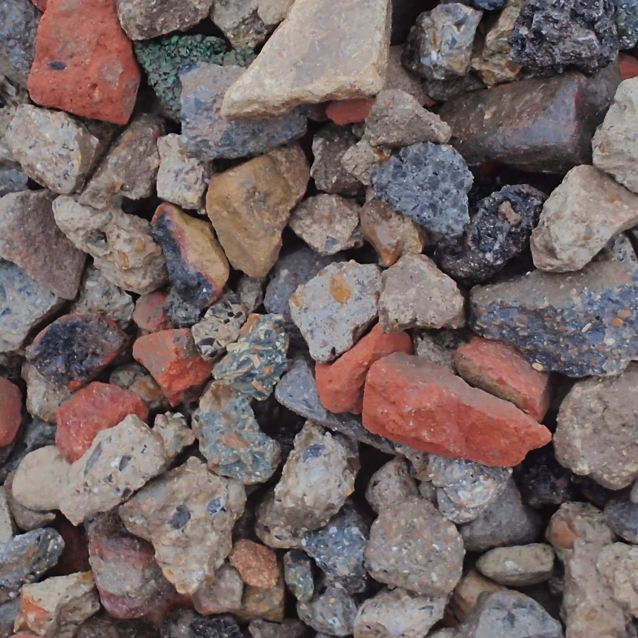 80-40mm Crushed –No Fines