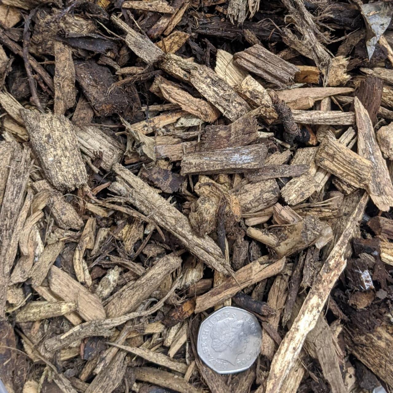 Ornamental Whole Tree Chip 40mm