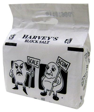 8KG Harveys Block Salt