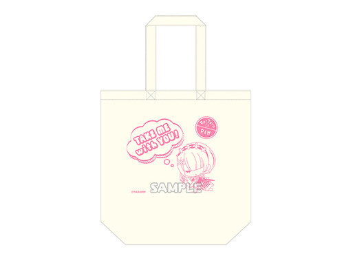 Re:Zero ・  Starting Life in Another World: Tote Bag - Ram