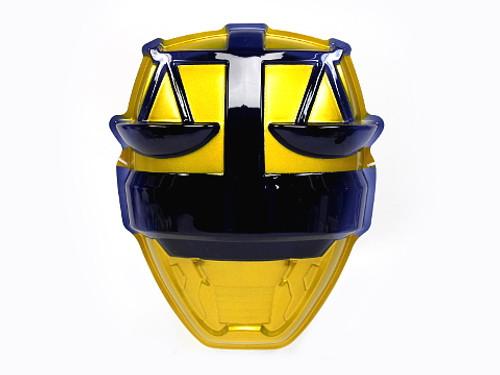 Uchu Sentai Kyuranger: PVC Mask - Tenbin Gold