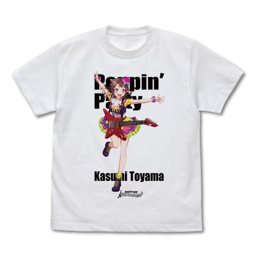 BanG Dream: T-Shirt - Kasumi Toyama (X-Large)