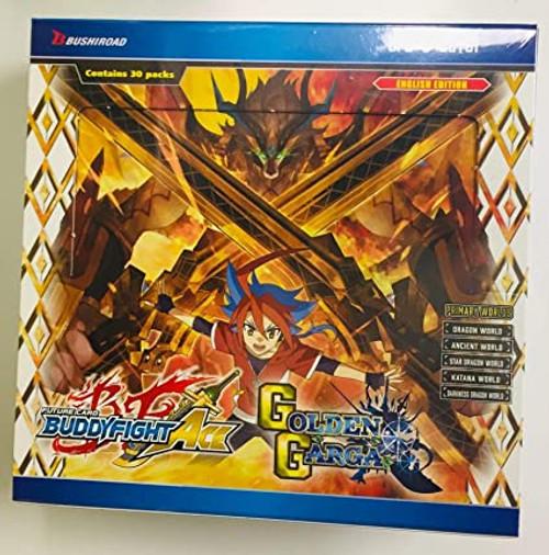 Future Card Buddyfight: Climax Booster Box Vol 1- Ace - Golden Garga (104000014806)