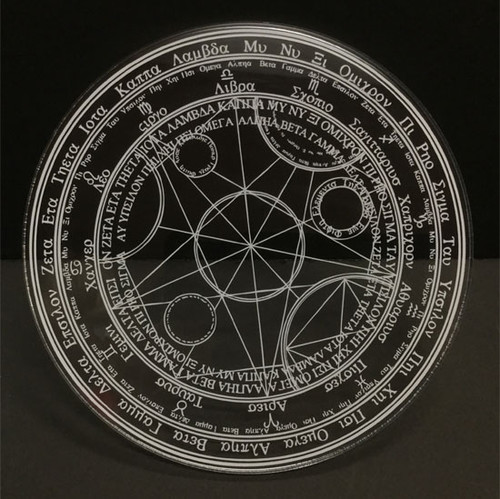(C)Takumi Armory: Plate - Magic Circle (L)