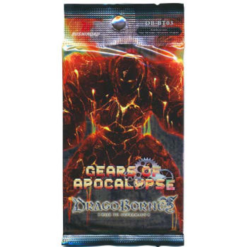 DragoBorne: Booster Pack - Vol. 3 - Gears of Apocalypse (104000012275)